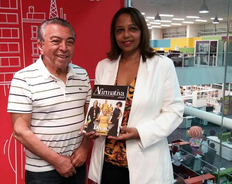 Maurício de Sousa será homenageado com o Troféu Raça Negra